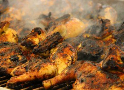 Fire Grilled Chicken